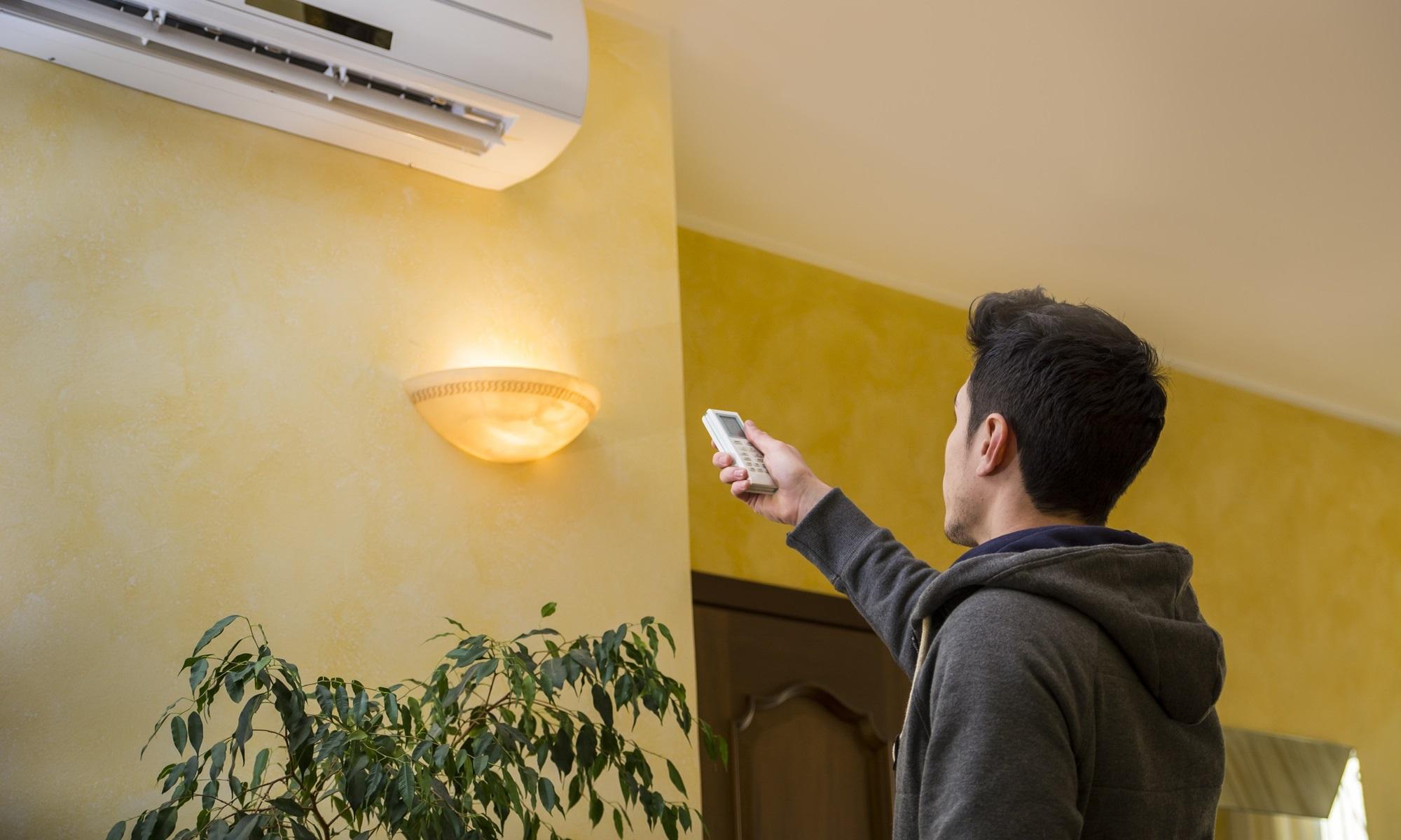 ¿Cómo calcular aire acondicionado para una habitación?